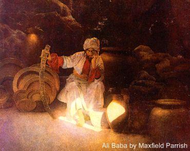 los ladrones financieros nuevos Ali Babas